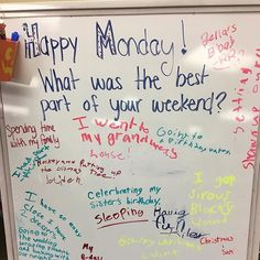 Today's morning message! #iteachfourth #miss5thswhiteboard #4KP