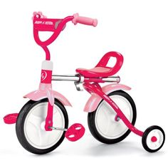 Radio Flyer Girls Grow N Go BikeTM | Your #1 Source for Toys and Games