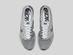 Nike Flyknit Racer Releasing in Grey for October