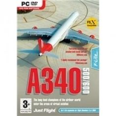 A340-500/600 (flight Simulator 2004 / X Add-on) Game PC | http://gamesactions.com shares #new #latest #videogames #games for #pc #psp #ps3 #wii #xbox #nintendo #3ds