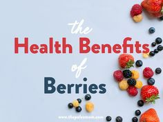Fruit consumption in general is linked with health benefits, independent of vegetables, with scientific evidence pointing to 3 servings per day as a good minimum target. Each family of fruit tends to have something unique to offer us nutrient-wise and berries are no exception! I deep dive into the health benefits of berries in this post. #berries #berriesforhealth #healthycarbs #nutrivore #nutrientdensity Healthy Carbs, Healthy Tips, Stress Management, Arthritis, Benefits Of Berries, Paleo Diet For Beginners, Hashimoto, Paleo Mom, Health