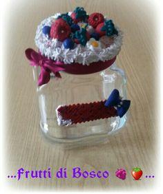 Barattolo Frutti di Bosco