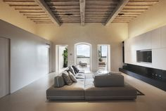 Gallery of Villa in Monteriggioni / CMTarchitects - 13