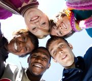 Faces of smiling Multi-racial college students Royalty Free Stock Images Student Photo, College Students, Royalty Free Photos, Ethnic, People, Photography, Faces, Photograph, Fotografie