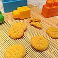 Biscuits moelleux pour bébés (aux céréales infantiles)
