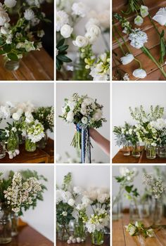 Wedding Bouquet Recipe II ~ A Scentful Spring Bridal Bouquet