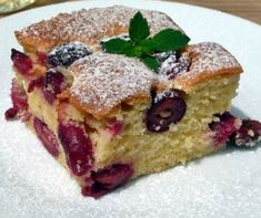 Hungarian Recipes, Hungarian Food, Sweet And Salty, Cakes And More, Coffee Cake, Cake Cookies, Cake Recipes, French Toast, Bakery