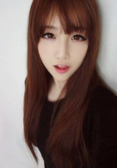Get Ulzzang Makeup with http://www.uniqso.com/big-eyes-circle-lenses ===== #Ulzzang #ColoredLenses #CircleLenses