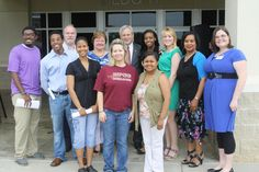 Bossier Parish Community College faculty, staff, and students who read excerpts of Dr. King's Letter. https://www.facebook.com/photo.php?fbid=539433699432484=a.131437290232129.10981.131395030236355=1