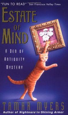 Estate of Mind (Den of Antiquity) by Tamar Myers http://www.amazon.com/dp/0380802279/ref=cm_sw_r_pi_dp_IMbAvb183WHJD