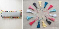 Sewing 101: Making Tassels