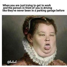 Reposting @halsal: #relateable #hermit #haveyoueverleftthehousebefore #movebitch #learntodrive #parkalready