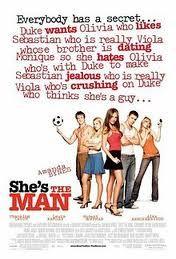She's the Man: nuff said... ((: