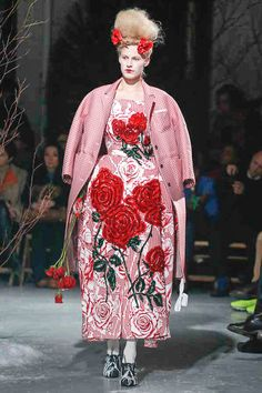 Please, St. Valentine, dress me up in #ThomBrowne come Thursday! Ha ha #NYFW
