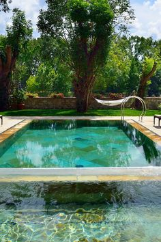 Kick back by the outdoor tiled pool on a lounger or a hammock. Hotel Ville sull'Arno (Florence, Italy) - Jetsetter