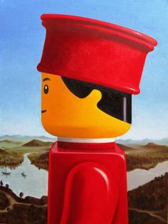 Art History, The Lego WayArt History, The Lego WaySo when I stumbled across Stefano Bolcato's Lego People, the art history nerd in me was delighted. The Italian artist has reimagined classic works of art as Lego minifigures. The subjects, in portraits by Frida Kahlo, Leonardo da Vinci, Andy Warhol and Sandro Botticelli, are replaced by yellow heads and block bodies. The series is so quirky and clever, I just dying to see more!