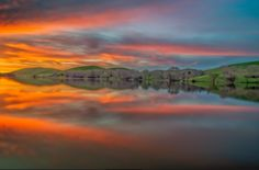 """Contra Loma Reservoir"" by Marc Crumpler"