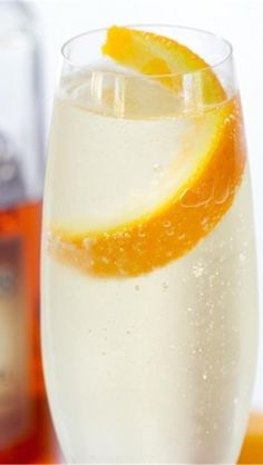 Check out this recipe on #SideChef! Sparkling Orange Bourbon Cocktail from foodfashionandfun http://www.sidechef.com/download