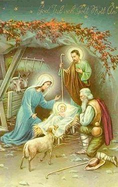 *  Nativity Scene