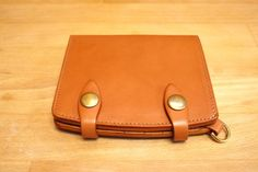 Buckle Wallet (Small)