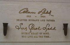 Alan Ladd 1913-1964 (cause of death: Suicide)