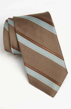 Brooks Brothers Woven Silk Tie available at Nordstrom
