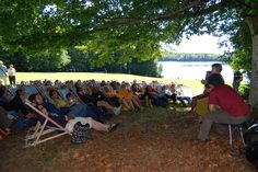 Du 16 au 23 août 2014, laissez-vous raconter des histoires au festival Paroles de Conteurs à Vassivière