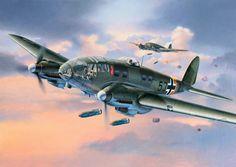 P 38 aviation art google search ww2 aviation pinterest heinkel he 111 fandeluxe Gallery