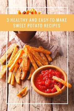 The Ultimate Pinterest Party - Week 168 | 3 Healthy Sweet Potato Recipes