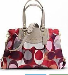 Cute Coach Purse                                                                                                                                                                                 More