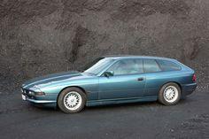 BMW 840 Touring.
