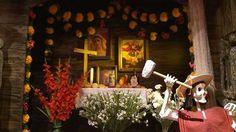 Día de muertos - altar.