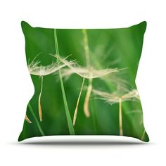Best Wishes Throw Pillow