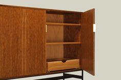 La Chance Rocky Credenza : Rocky bookcase was designed by charles kalpakian for la chance