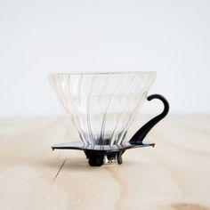 Hario V60 Glass Coffee Dripper 02