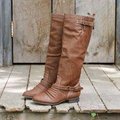 Smokestack Boots