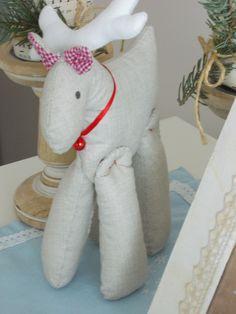 DIY reindeer Reindeer, Dinosaur Stuffed Animal, Toys, Animals, Animais, Animales, Animaux, Toy, Animal