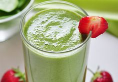 BEGINNER'S GREEN SMOOTHIE RECIPE A green smoothie is when greens are blended in with a fruit smoothie