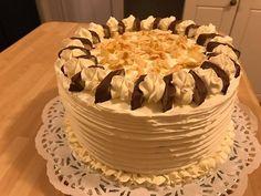 Bounty torta, ha egy ellenállhatatlan édes, krémes finomsággal lepnéd meg a családod! - Egyszerű Gyors Receptek