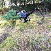 TFBOYS-易烊千玺  2015-12-08 16:32来自楠楠多多iPhone  易大王叫我来巡山 Jackson Yi, 3 I, Boy Groups, My Idol, Garden Sculpture, Crushes, Meme, Outdoor Decor, Pictures