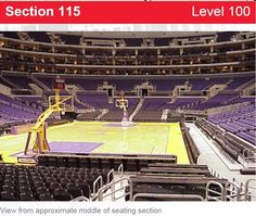 #Tickets Los Angeles Lakers vs Bosten Celtics - Friday March 3 - 2 Tickets #Tickets
