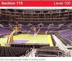#Tickets Los Angeles Lakers vs Bosten Celtics - Friday March 3 - 2 Tickets #Tickets
