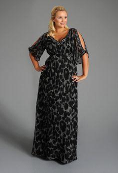 Anna Sholz White Label  Silk Georgette Beaded Dress 508e15ed1756
