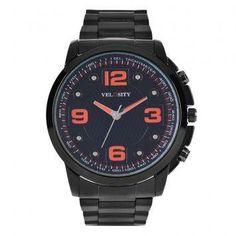 Velosity Men's Watch AO0591G (Orange)