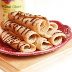 Wheat Oats Crepes - Crepes Made With Wheat And Oats, Complete Healthy Breakfast