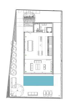 Galeria de Um Corte Concreto / Pitsou Kedem Architects - 60