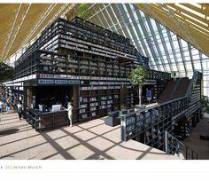 Spijkenisse/Book Mountain