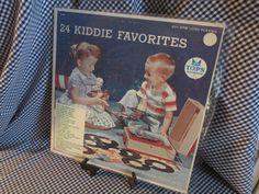 Vintage Children's Christmas Albums by trackerjax on Etsy Christmas Albums, Childrens Christmas, Santa Sleigh, Used Vinyl, Lps, Vintage Children, Cover, Vintage Kids