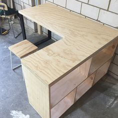Beautiful Corner Desk Plans Woodworking