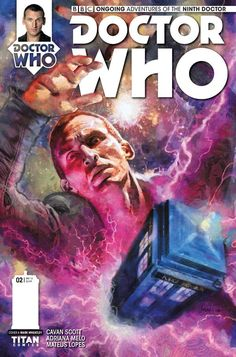 Doctor Who: The Ninth Doctor Ongoing - Doctormania Part 2 of 3 (Issue) Doctor Who 9, Doctor Who Books, Doctor Who Comics, Ninth Doctor, Black Cat Comics, Good News Stories, Captain Jack, American Comics, Dr Who